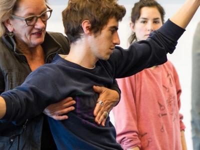lab de danza investigacion de movimiento